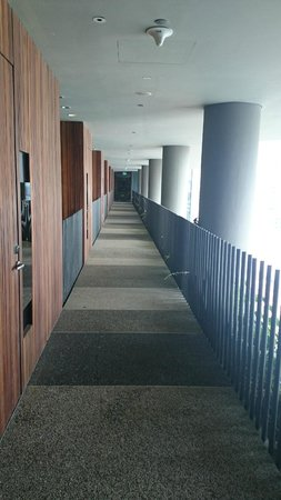 PARKROYAL on Pickering: Corridor of Rooms