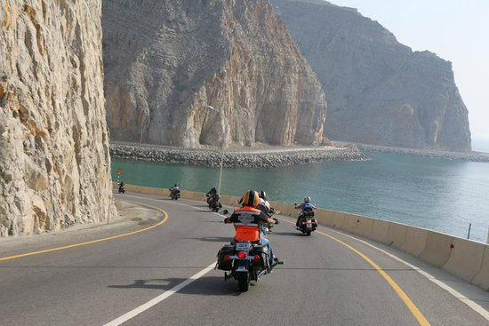 Oman Fjords : Oman 01