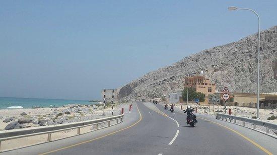 Oman Fjords : Oman 06