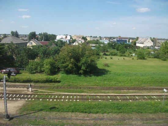 Pervaza: Вид из окна