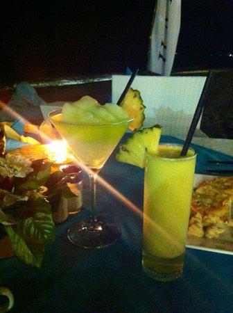 Spice Beach Club : cocktails, not so good