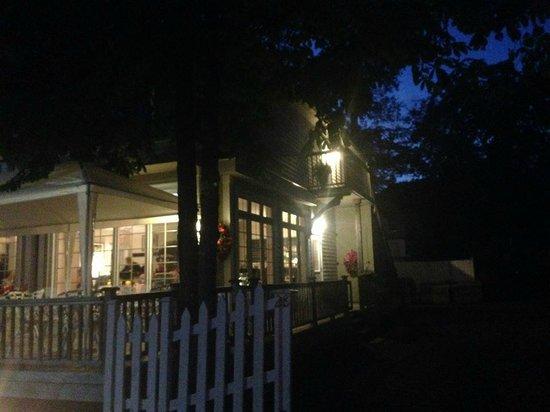 Nicki's Inn Chester : Extérieur du restaurant
