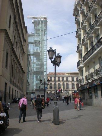 """Museo Nacional Centro de Arte Reina Sofía: Museo """"Arte Reina Sofia"""""""