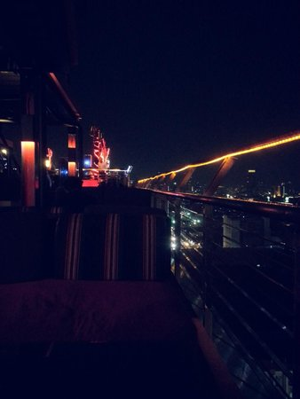 Siam@Siam Design Hotel Bangkok : View from the roof