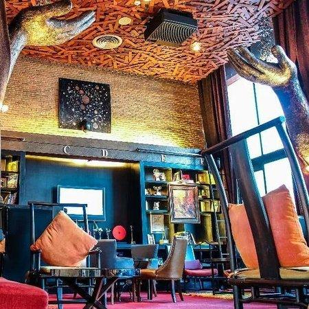 Siam@Siam Design Hotel Bangkok : Breakfast Area