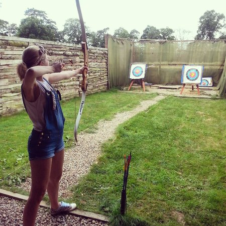 The Activities Group: Archery