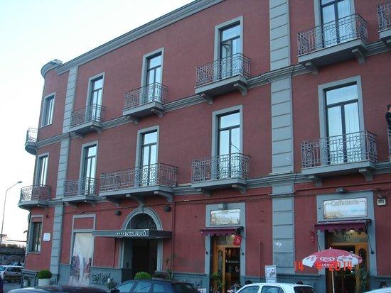 Hotel Nuvo: Hotel