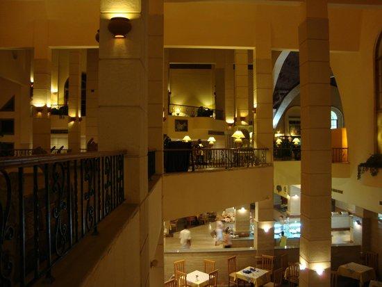 Akassia Swiss Resort El Quseir: hall e dintorni