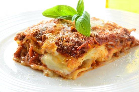 Franca hotel : lasagna (ottima)