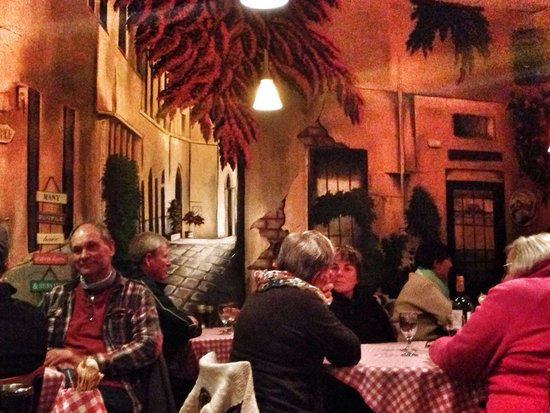 Pucci's Italian Style Restaurant: A lovely, homely Italian feel