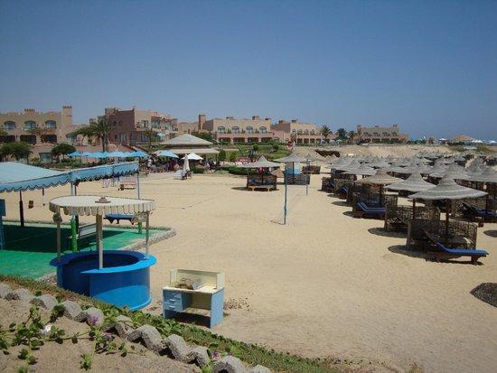 LTI Akassia Beach: spiaggia principale