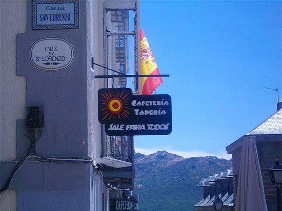 imagen El Sol Sale Para Todos en San Lorenzo de El Escorial