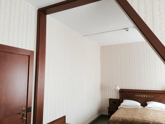 Golf-Hotel Rene Capt : Room