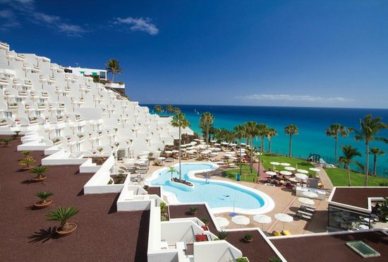Sensimar Calypso Resort & Spa : Hotel view