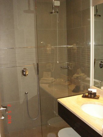 Best Western Plus Quid Hotel Venice Airport: BAthroom