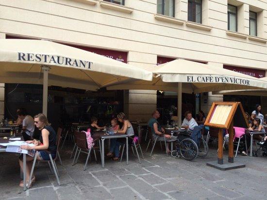 El Cafe d'en Victor i Anna: El peor lugar de el mundo