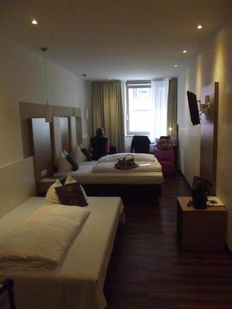 Hotel Cristal: Comfy