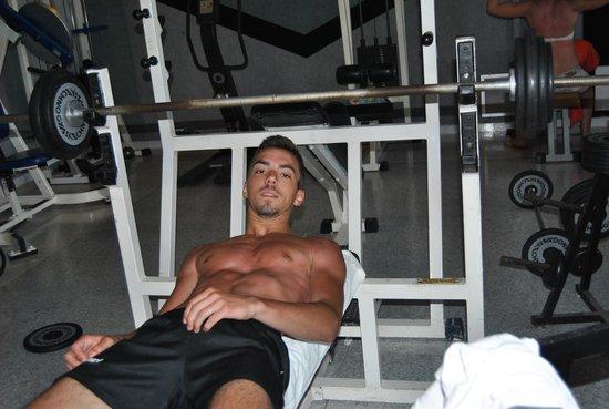 salle de musculation photo de club lookea cefalu tripadvisor. Black Bedroom Furniture Sets. Home Design Ideas