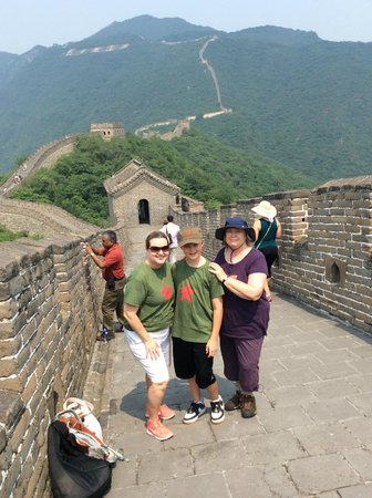 Beijing Private One-day Tour Guide Wang si