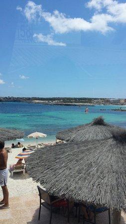 Hotel Roca Bella: La spiaggia davanti a roca bella