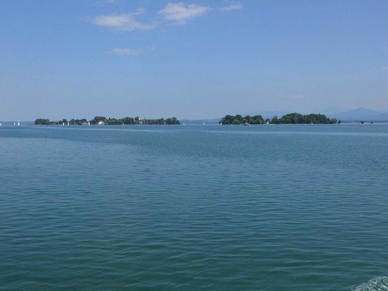 Lake Chiemsee: 風景