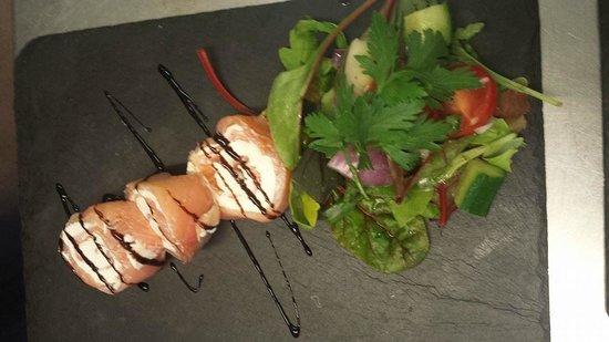 The Cartwheel Inn: Fabulous food