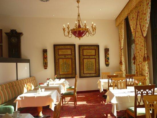 Travel Charme Gothisches Haus: renoviertes Restaurant