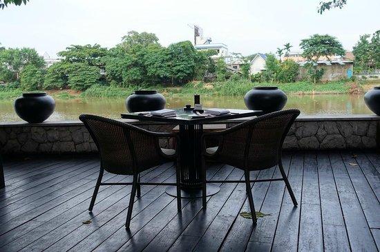 Anantara Chiang Mai Resort: Restaurant