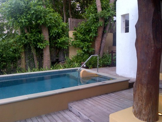 Paradee Resort & Spa Hotel: Private Pool