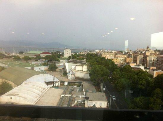 Hotel Panorama: panorama