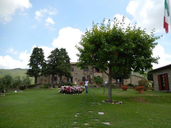 Agriturismo Cotoreggio: Чудесное место