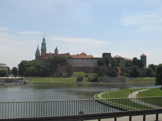 Historic Old Town: Wawel Castle and Cathedral