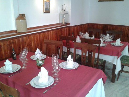 Restaurante El Carpathia: El rincón coqueto