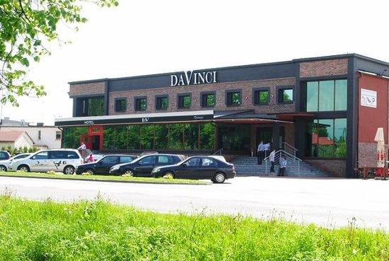 Restauracja Hotel Da Vinci