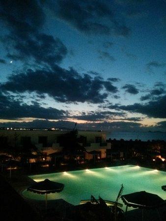 Mitsis Ramira Beach Hotel: view from room