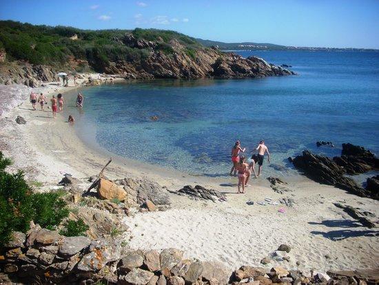Club Hotel Baia Aranzos : spiaggia nelle vicinanze
