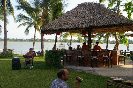 Vinh Hung Riverside Resort: Garden Br