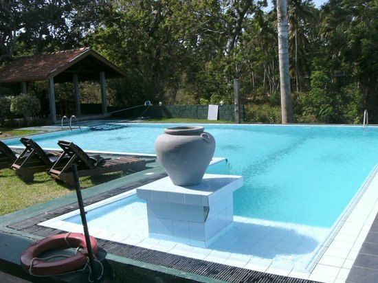Taprospa Tissa: swimming pool