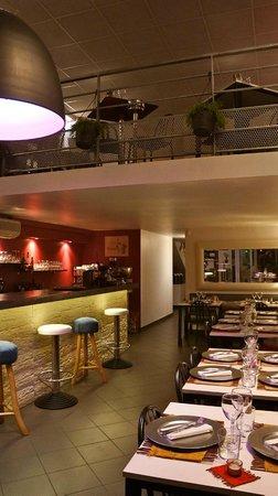 Restaurant la robe 33000 bordeaux