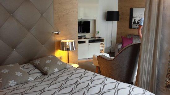 Giardino Mountain : Unser Zimmer