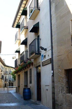 Hotel Villa de Elciego : Hotel