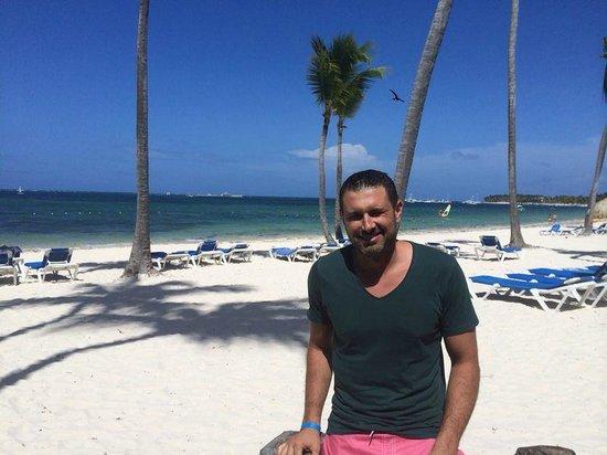 Natura Park Beach - EcoResort & Spa: La playa del hotel