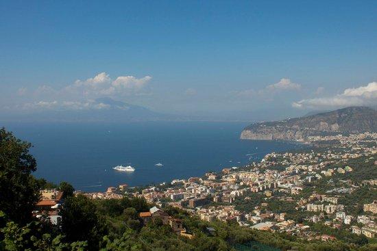 Hotel Tourist: Golfo di Napoli
