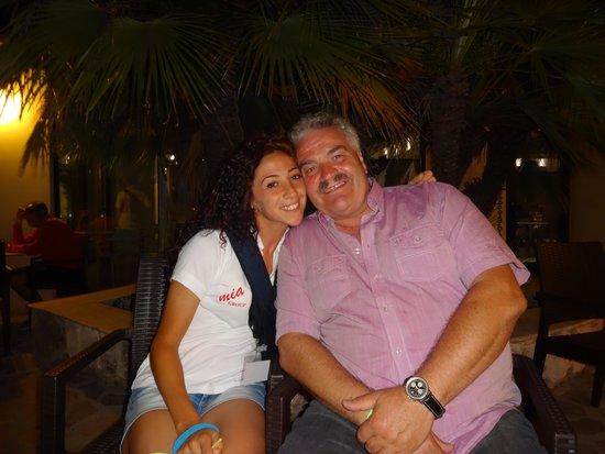 VOI Floriana Resort: Maria Maria