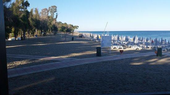 VOI Floriana Resort: Teil des Privatstrandes