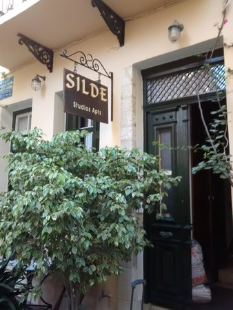 Silde Apartments: Apartment