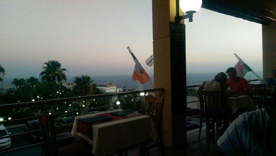 El Brasero: Great view