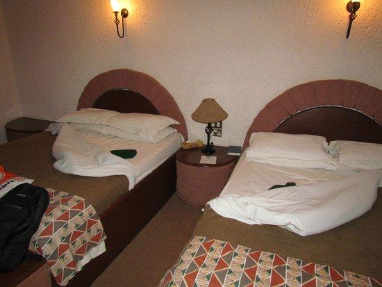 Ngorongoro Sopa Lodge: Warme kruik in je bed