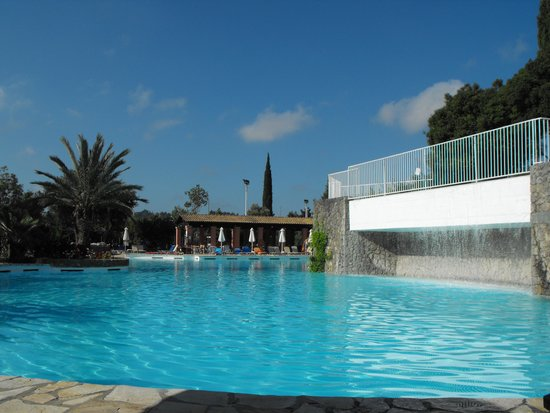 "Louis Corcyra Beach Hotel: The ""quiet"" Pool"