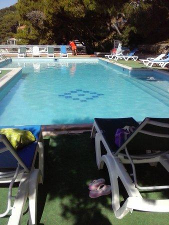 Hotel Punta Licosa: piscina